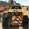 Monster Truck Fever bouncy car racing game