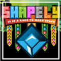 Shapely: pretty blocks puzzle games