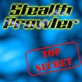 Stealth Prowler: drive the Stealth Prower and avoid the tanks