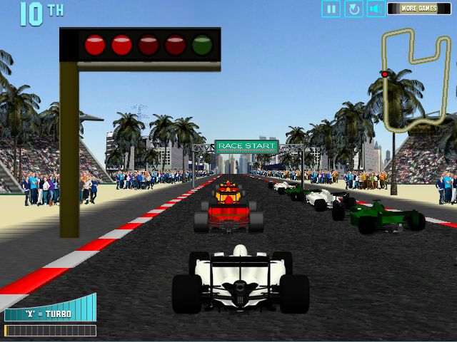 Super Race F1 image
