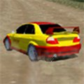 Super Rally Challenge off-road driving game