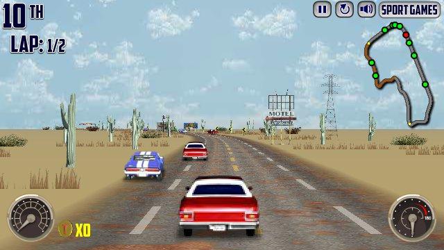 Road Cars Games