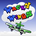 Wacky Wings: fly these sweet little planes